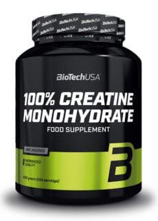 Biotech USA Creatine Monohydrate