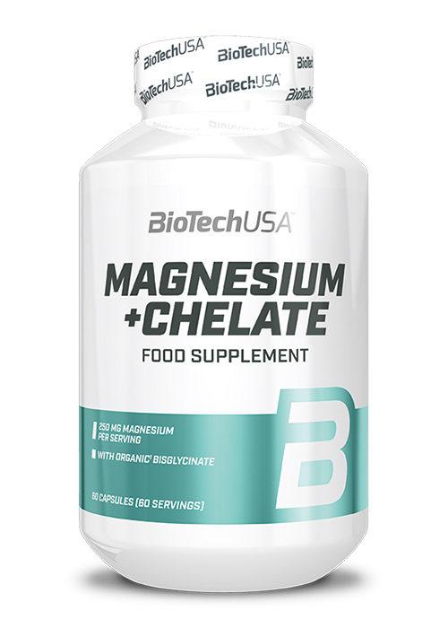 Biotech USA Magnesium + Chelate