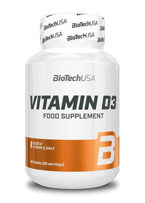 Biotech USA Vitamin D3