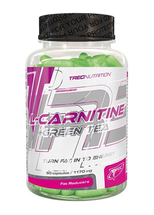 Trec Nutrition L Carnitine Green Tea