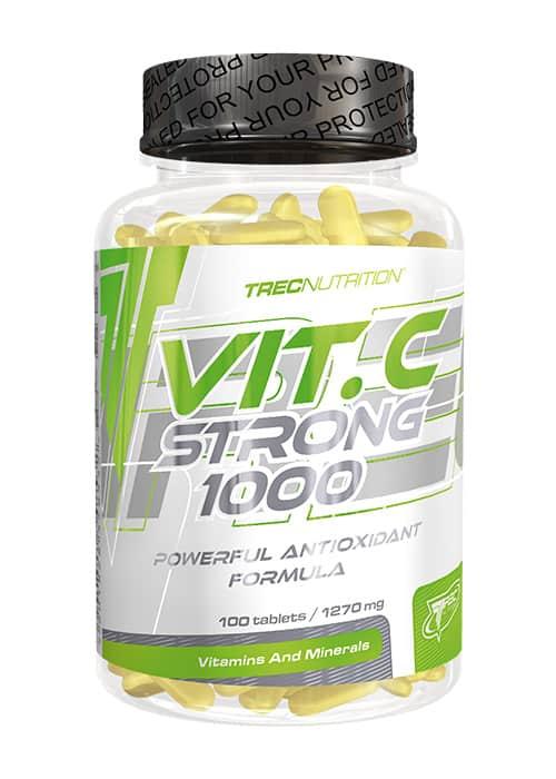 Trec Nutrition Vitamin C Strong 1000