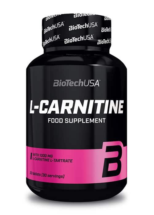 Biotech USA L Carnitine 1000