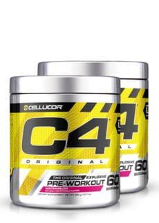Cellucor C4 2er Pack
