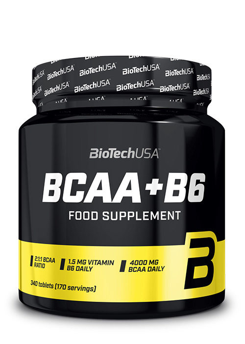 Biotech USA BCAA + B6