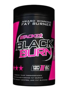 Stacker2 Black Burn