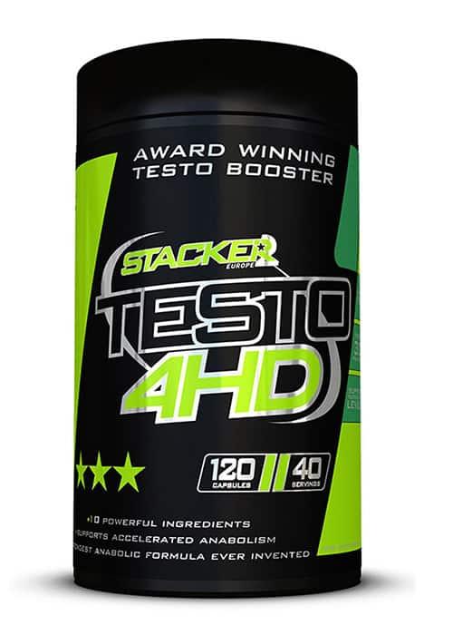 Stacker2 Testo 4HD