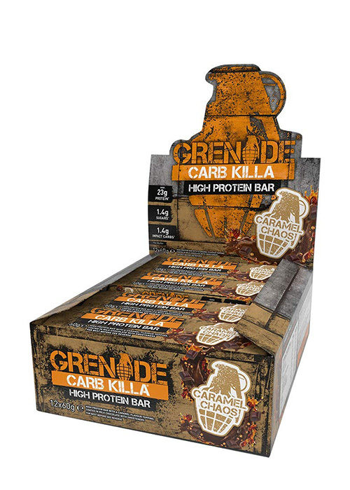 Grenade Carb Killa Box (12 Stück)