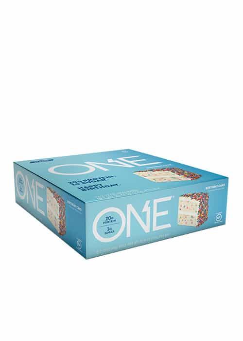 One Bar Proteinriegel Box (12 Stück)