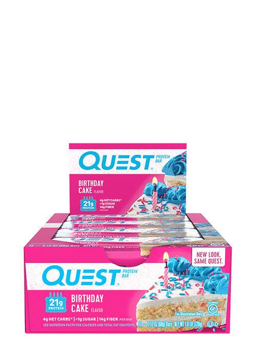 Quest Bar Box (12 Stück)