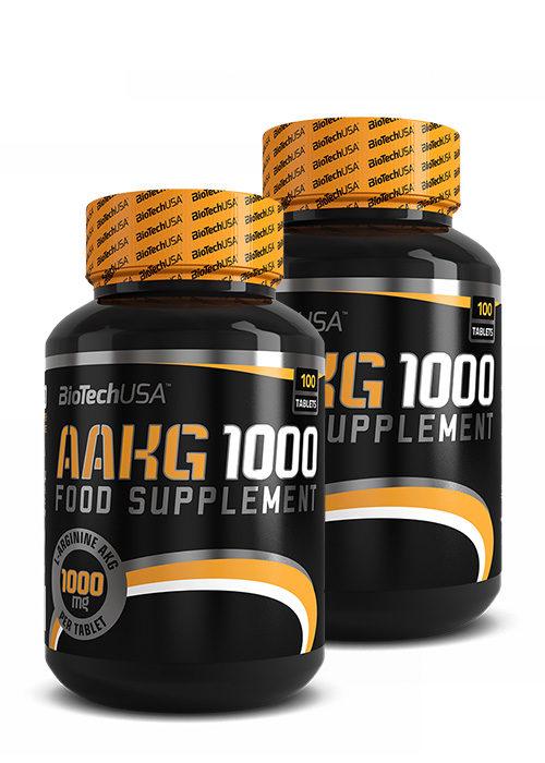 Biotech USA AAKG 1000 2er Pack