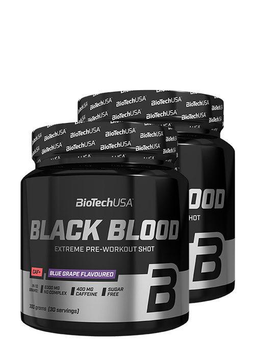 Biotech USA Black Blood CAF+ 2er Pack