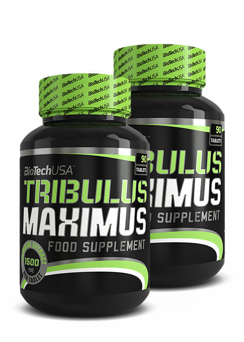 Biotech USA Tribulus Maximus 2er Pack