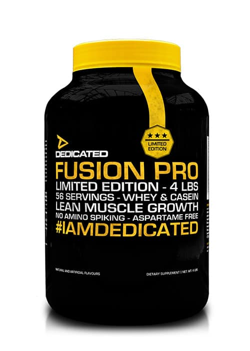 Dedicated Fusion Pro 1.8 Kg