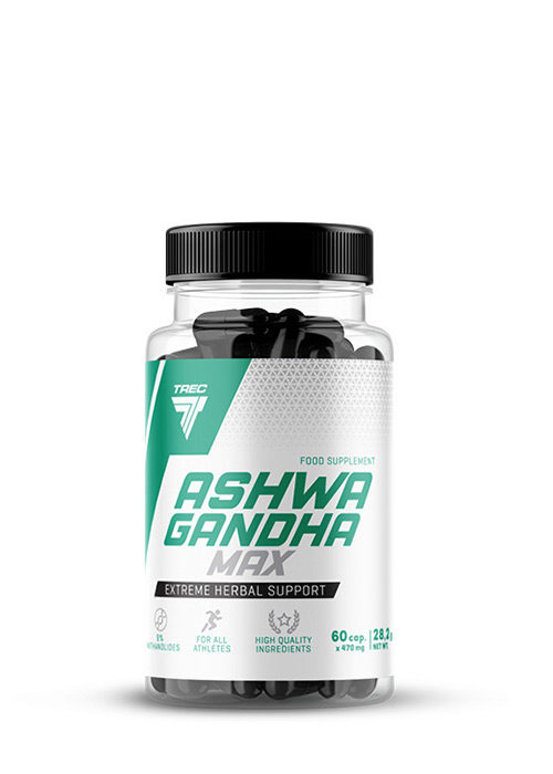 Trec Nutrition Ashwagandha Max