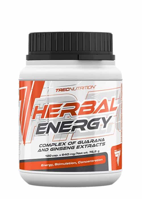 Trec Nutrition Herbal Energy