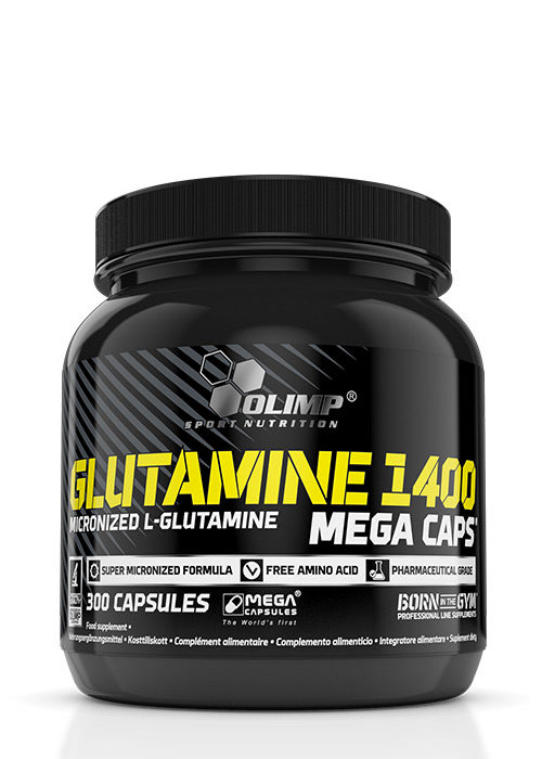 Olimp Nutrition L Glutamine 300 Caps