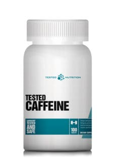 Tested Nutrition Tested Caffeine