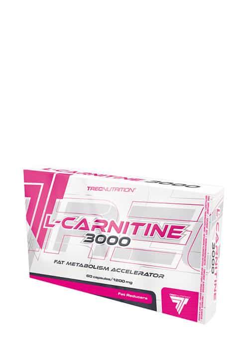 Trec Nutrition L Carnitine 3000 60 Caps