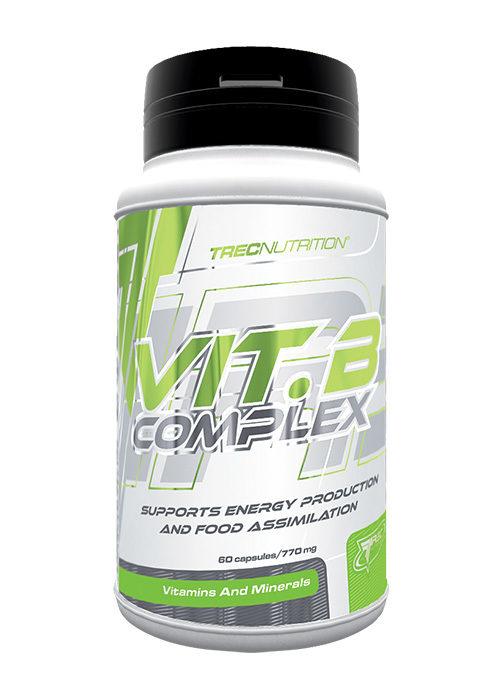 Trec Nutrition Vit. B Complex