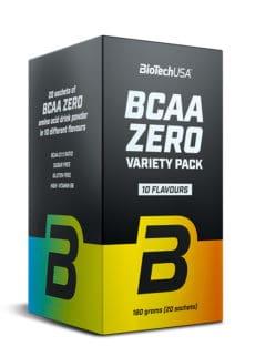 Biotech USA BCAA Zero Variety Pack
