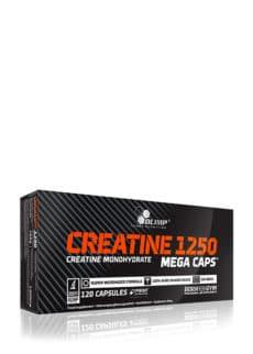 Olimp Creatine 1250 Mega Caps (120 Caps)