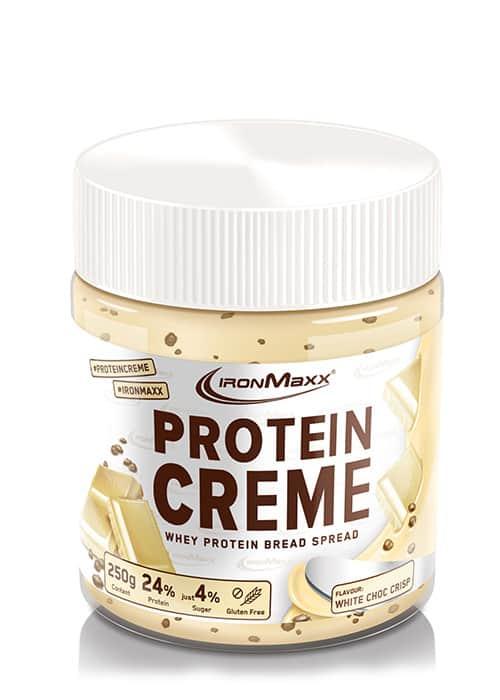 IronMaxx Protein Cream White Choc Crisp