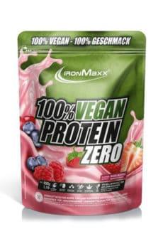 Ironmaxx 100% Vegan Protein Zero