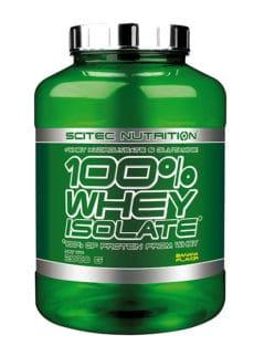 Scitec Nutrition Whey Isolate