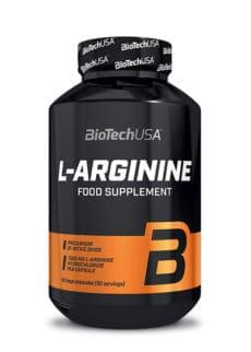 Biotech USA L-Arginine Kapseln
