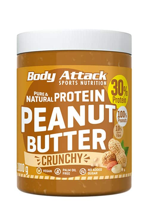 Body Attack Peanut Butter Crunchy