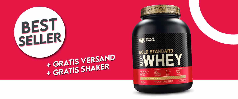 Optimum Nutrition Gold Standard 100% Whey 2270g
