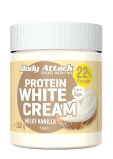 Body Attack Protein White Cream