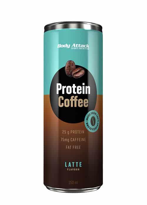 Body Attack Protein Coffee Latte