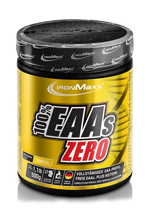 Ironmaxx 100% EAAs Zero