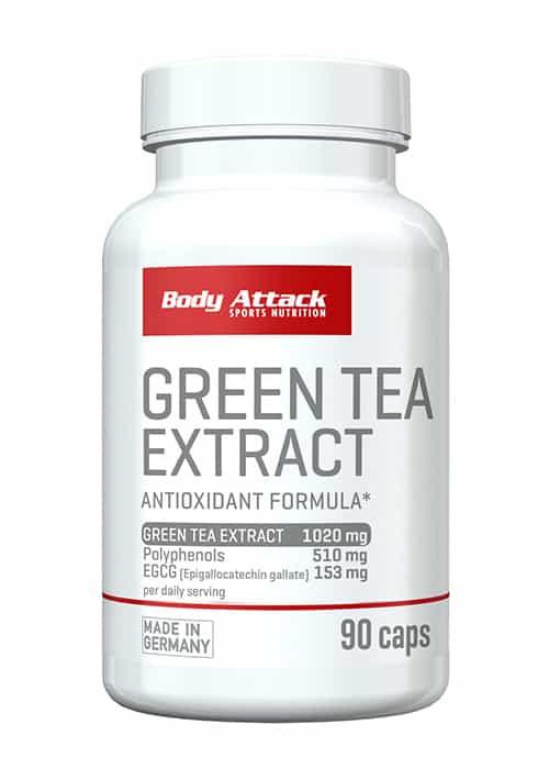 Body Attack Green Tea Extract