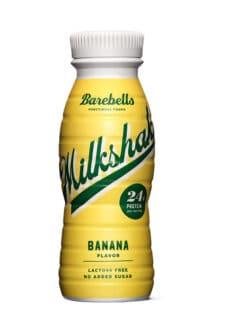 Barebells Banana Milkshake