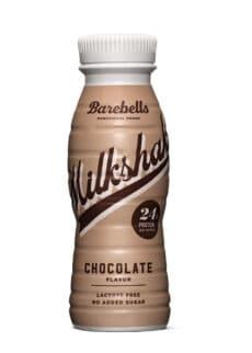 Barebells Chocolate Milkshake