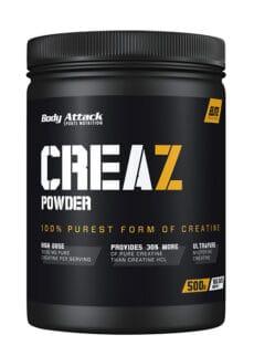 Body Attack CREAZ