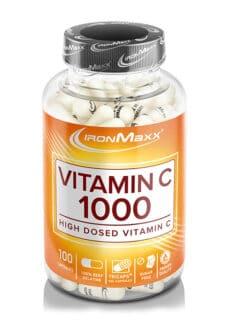 Ironmaxx Vitamin C 1000